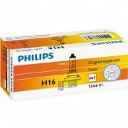 Philips Original Vision +30% 12366C1 H16 dobozos