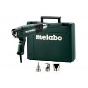 Пистолет за горещ въздух METABO HE 23-650 CONTROL в куфар с дюзи
