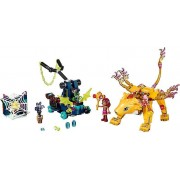 Lego 41192 Azari and catch the fire lion