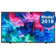 "Televizor LED Philips 109 cm (43"") 43PUS6503/12, Ultra HD 4K, Smart TV, WiFi, CI+ + Cartela SIM Orange PrePay, 6 euro credit, 6 GB internet 4G, 2,000 minute nationale si internationale fix sau SMS nationale din care 300 minute/SMS internationale mobil UE"