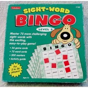 Lakeshore Sight-Word Bingo Level 3