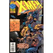 X-men comic books issue 62