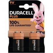 Duracell Plus Power 9v - 2 Pack (MN1604B2)