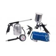 Ferm ATM1036 Jeu d'outils à air comprimé