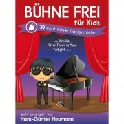 Bosworth - Bühne Frei Für Kids - Echt Coole Klavierstücke