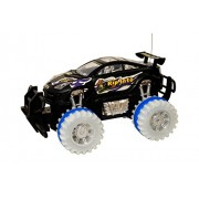 Planet of Toys Remote Control Cross Country Car 1:16 Full Function, Black