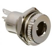 GI 05155 DC aljzat 5,5x2,1mm beépíthető