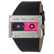 EOS New York Mixtape Watch Black/Pink 302SSILPINK