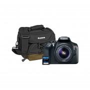Cámara Canon Eos Rebel T6 Con EF-S 18-55mm KIT Viajero(Lente Extra, Maleta, SD 16 Gb)