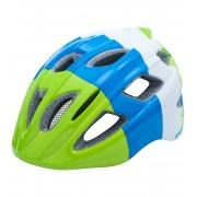 R2 BONDY Dětská cyklistická helma ATH07D zelená M