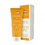 Anasol Protetor Solar Facial Antirrugas Fps50 75g