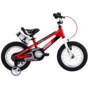 """Dječji bicikl Space 12"""" crveni"""