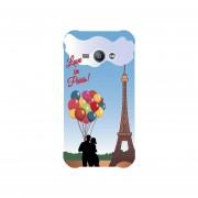 Funda Case Samsung Galaxy J1 Ace - Love Paris