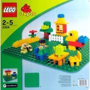 DUPLO PLACA VERDE - LEGO (2304)