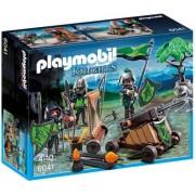 Playmobil Oddział bojowy rycerzy herbu Wilk 6041
