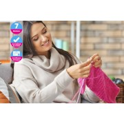 International Open Academy £14 instead of £99 (from International Open Academy) for a knitting for beginners CPD certified online course - save 86%