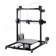 flsun I3 kit de impresora 3D DIY con area de impresion grande 300 * 300 * 420 mm? pantalla tactil - negro (enchufe de EE. UU.)