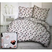 Mickey egér mintás 2 részes ágynemű huzat 140x200 cm