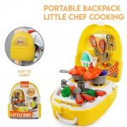 Set de bucatarie cu 25 piese - Little Chef