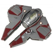 Hasbro Star Wars Transformers - Obi-Wan and Jedi Starfighter