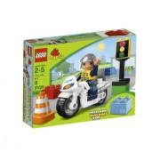 Lego Legoville Police Bike 5679 (Red)