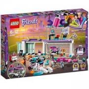 Конструктор Лего Френдс - Творчески сервиз за тунинг, LEGO Friends, 41351