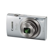"Cámara Canon Powershot ELPH 180, 20MP/8X/2.7"" color plata"