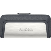 USB Memory 128GB SANDISK ULTRA DUAL DRIVE USB Type-C (SDDDC2-128G-G46)