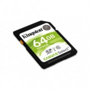 KINGSTON Memorijska kartica SD 64GB HC Class10 UHS-I
