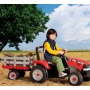 Peg Perego - Maxi Diesel Tractor wtrailer