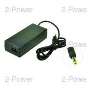 2-Power AC Adapter Samsung 19V 3.16A 60W