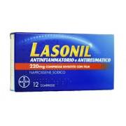 Bayer Spa Lasonil Antinfiammatorio 12 Compresse Rivestite