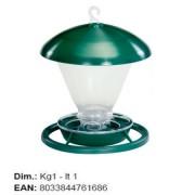Hranitor pasari 149, plastic, 1kg, 2 GR