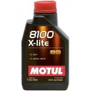 MOTUL 8100 X-lite 0W30 - 1L