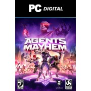 Deep Silver Agents of Mayhem PC