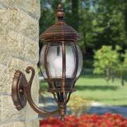 LIBERTI LAMP linea GARDEN Enea Applique Lanterna A Parete Da Esterno Giardino Classica Tradizionale