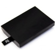 TCOS Tech Xbox 360 Slim & E 500 GB External Hard Disk Drive(Black)