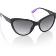 Fastrack Wayfarer Sunglasses(Grey, Clear)