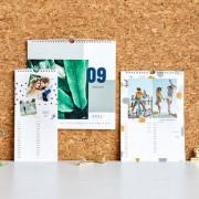 smartphoto Väggkalender Dubbelsidig