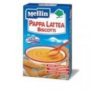 MELLIN SpA Mellin Pappa Latte Bisc250g Nf