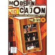 Voggenreiter Modern Cajon Lehrbuch