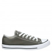 Converse All Star lage sneakers grijs