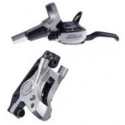 Frana Pe Disc Shimano, Set Asamblat Deore Lx St-M585(Stanga) Br-M585(Fata)