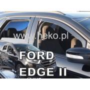 Deflektory komplet 4 ks pre Ford Edge , 5-dver., 2016-