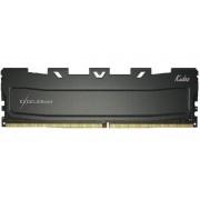 Memorie Exceleram Black Kudos, DDR4, 8GB, 3000Mhz, CL18, 1.20V