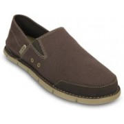 Crocs Crocs Cabo Loafer M Loafers For Men(Brown)