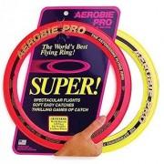 Aerobie Sprint Flying Ring 13 Diameter Assorted Colors Set of 2