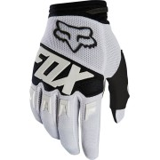 FOX Dirtpaw Race Motocross handskar Vit M