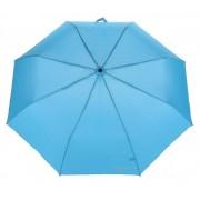 Esprit Doamnelor pliabile umbrelă Mini Basic uni Blue
