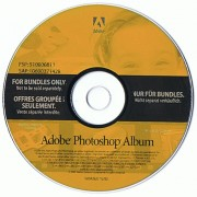 OEM Adobe Photoshop Album 1.0